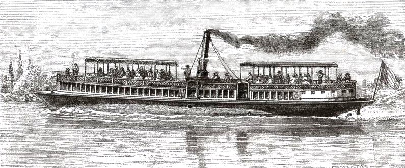 bateau xixe siecle
