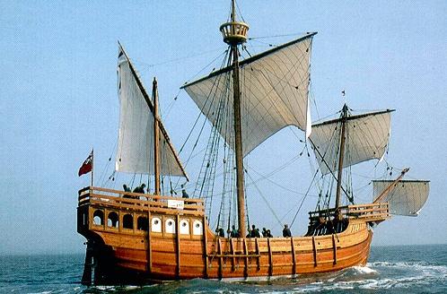 Vos différents types d'embarcation préférés  Caravelle-matthew-of-bristol-gd