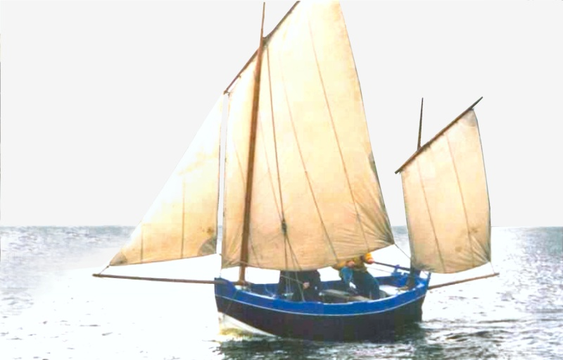 Le lac ilmen le domaine de Novgorod la pêche