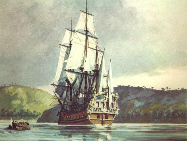bateau 1800