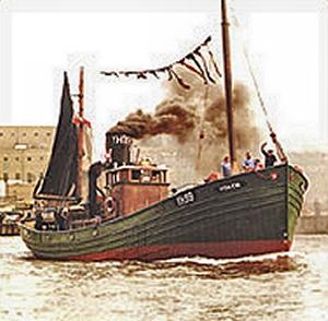 bateau de peche synonyme 8 lettres