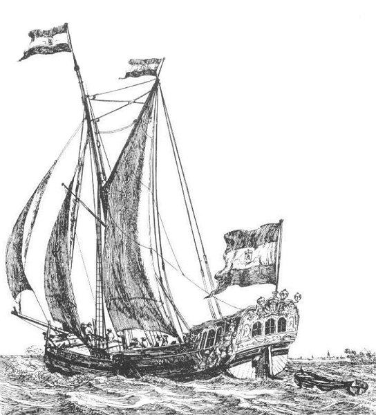 bateau xvi siecle