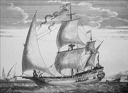 Barque à voile