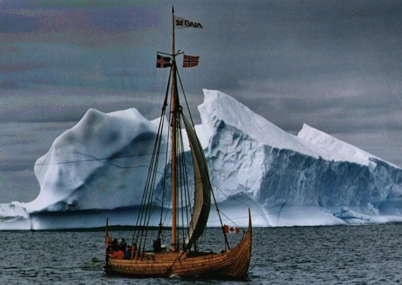 quelle epoque les vikings